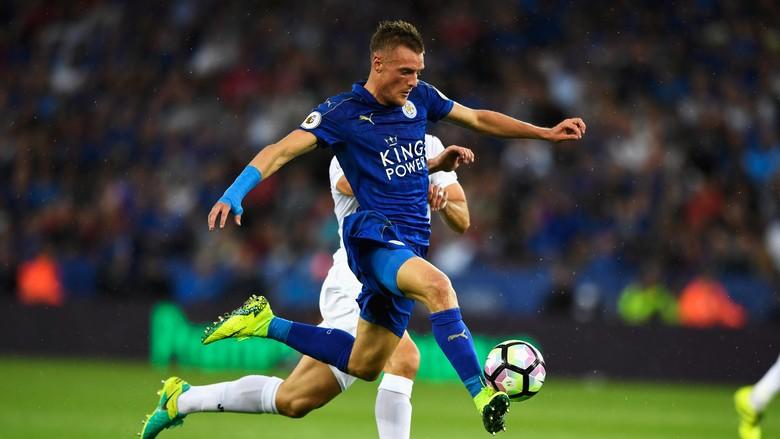 Kalahkan Swansea Jadi Kemenangan Perdana Leicester