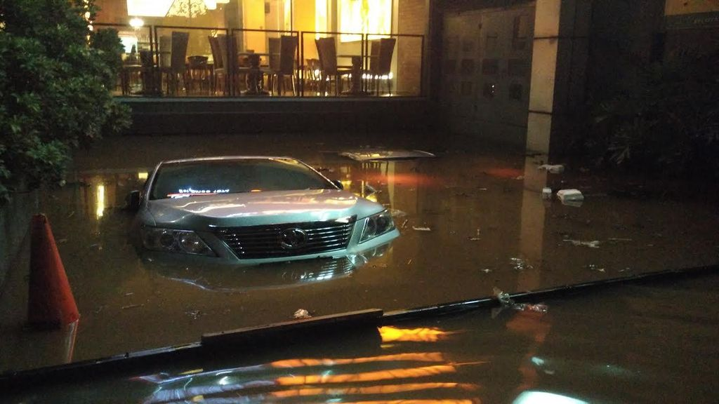 Golkar Bela Ahok: Paris Juga Banjir