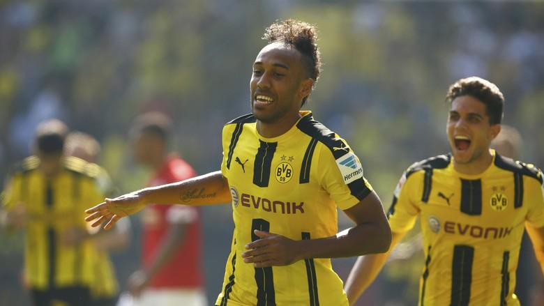 Tiga Poin Untuk Dortmund