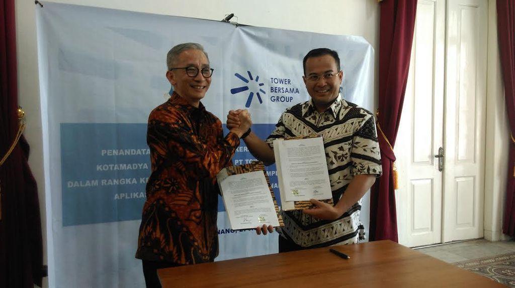 Respons SKPD Pangkalpinang dari Aplikasi Lapor Mang akan Dipublikasikan