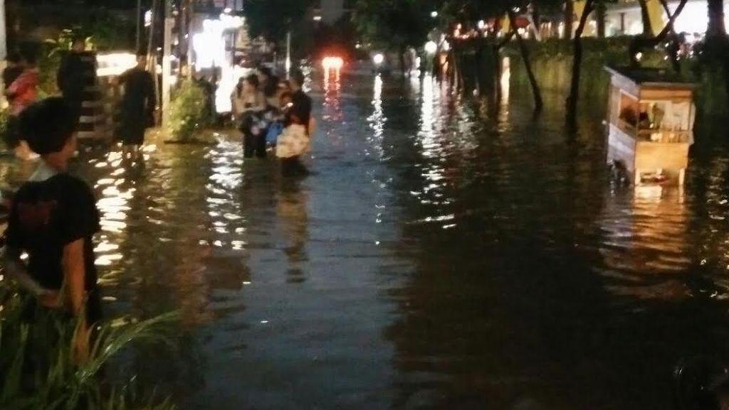 Bila Diguyur Hujan Lebat, Kemungkinan Besar Kemang akan Diterjang Banjir Lagi