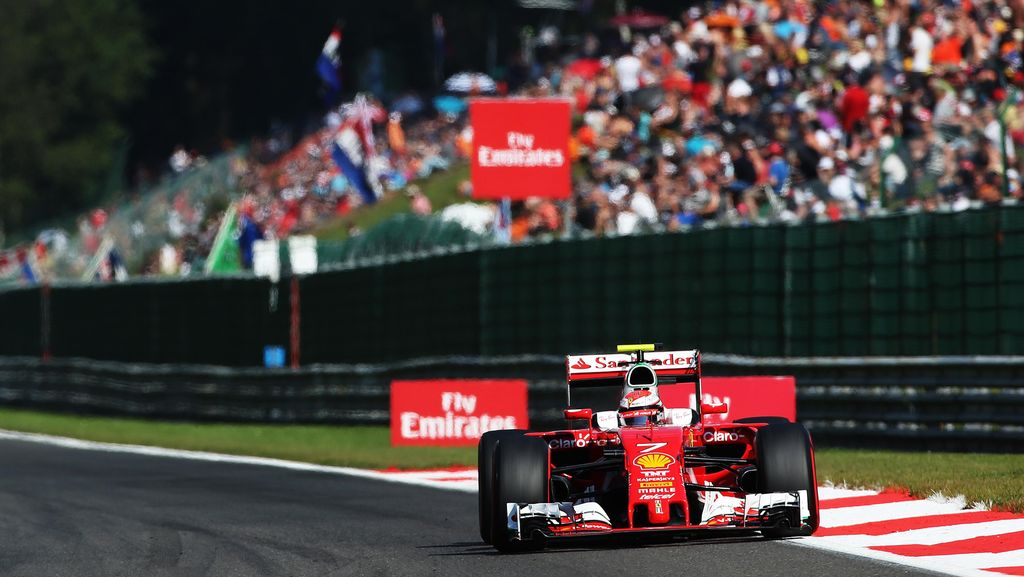 Ferrari Lupakan Kesialan di Belgia, Tatap GP Italia dengan Positif