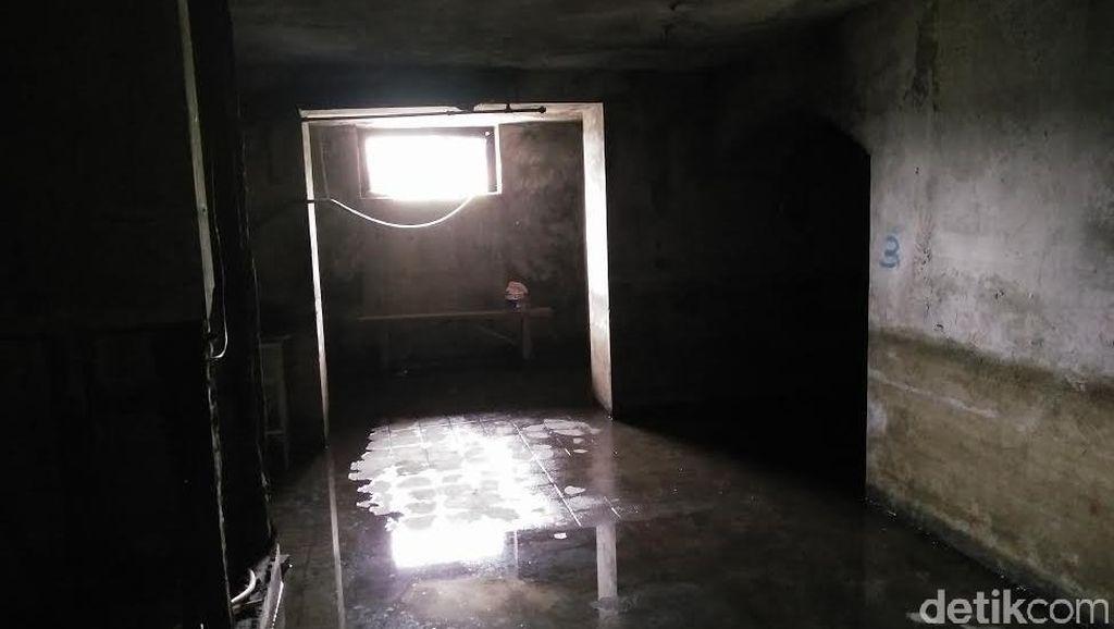 Menguak Bunker Peninggalan Belanda di Stasiun Tanjung Priok