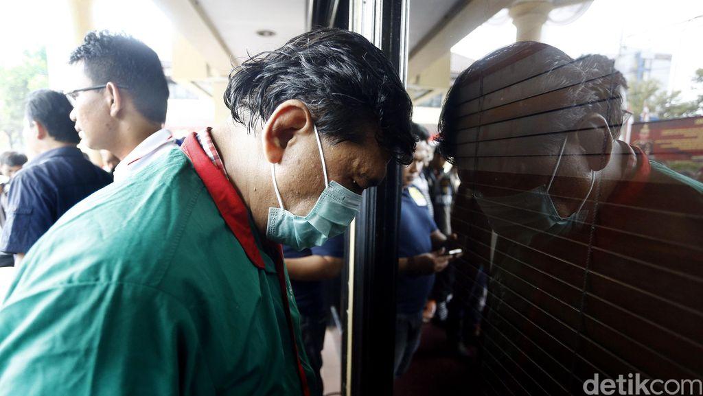Oknum Polisi Ditangkap Saat Berada di Rumah Penyuplai Sabu Imam S Arifin