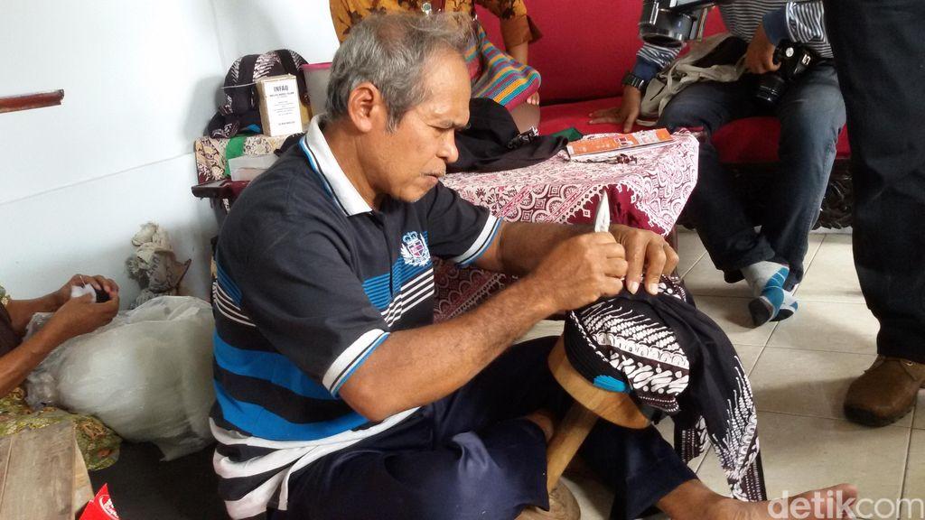 Kampung Blangkon di Sleman, Layani Pesanan dari Keraton Hingga Luar Negeri
