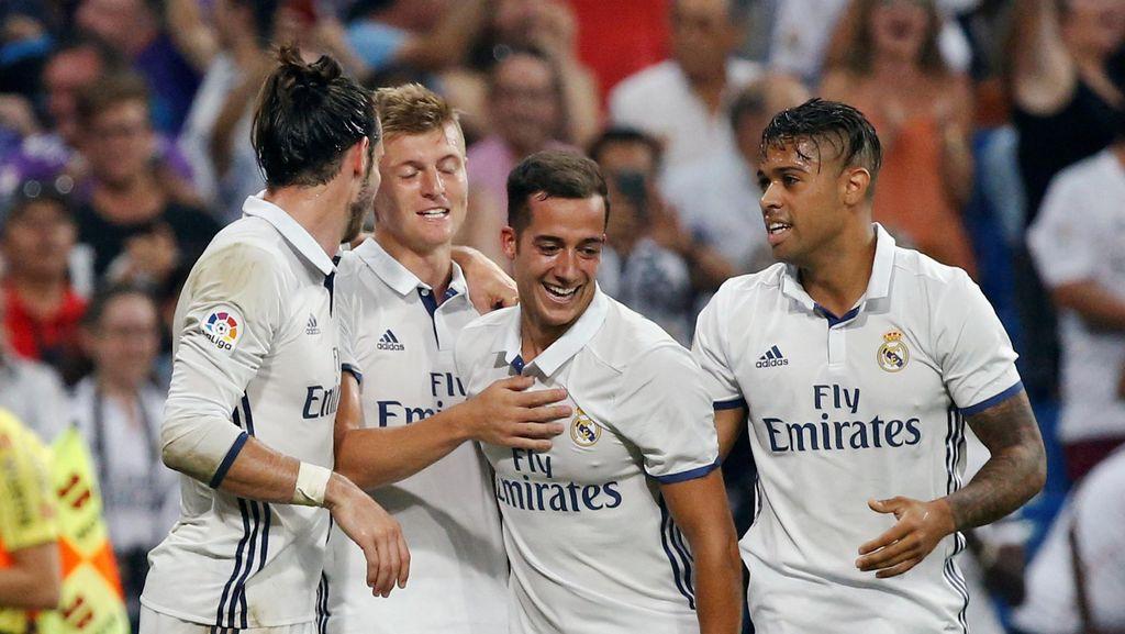 Rentetan Positif Madrid Setelah Kalahkan Celta Vigo yang Datang Bertamu