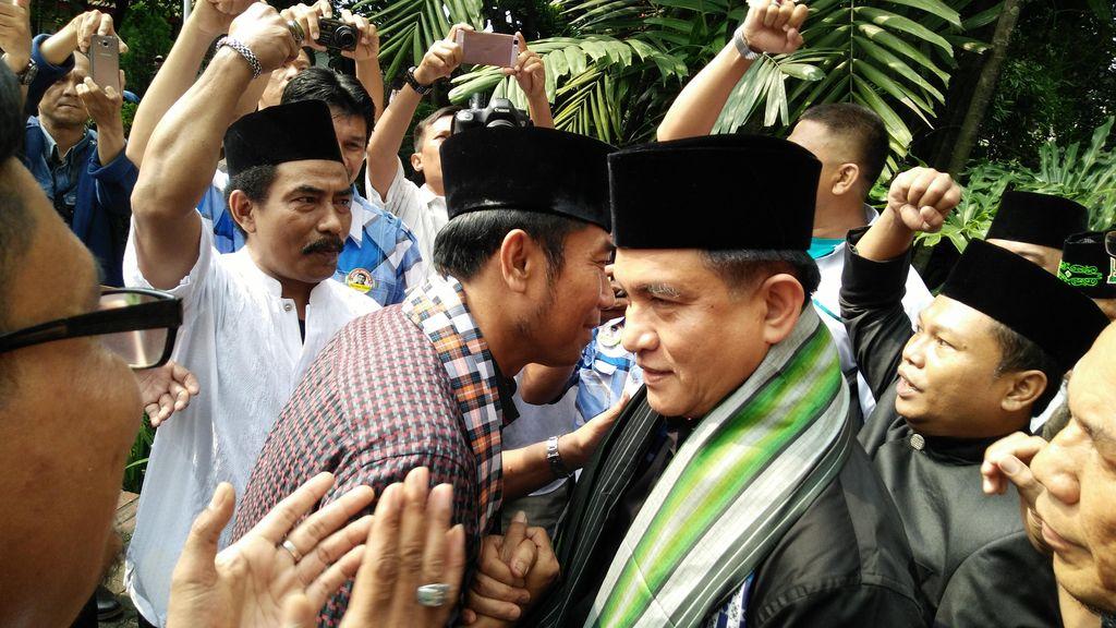 Lulung Sampai Ahmad Dhani Kumpul, Deklarasi Dukung Yusril di Pilgub
