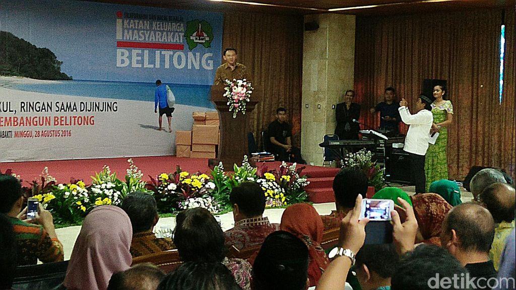 Ahok Bilang Orang Belitung Bikin Pening, Yusril Banggakan Soal Gaya Bahasa