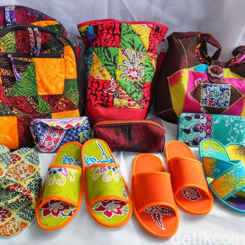 Pelatihan Perca Batik Banyuwangi Dorong Industri Kreatif Pariwisata