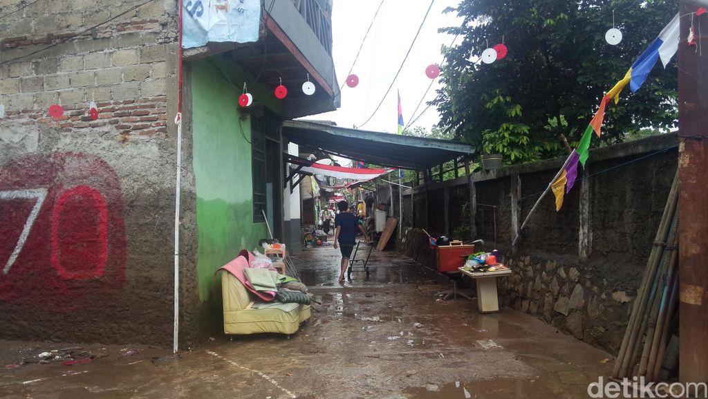 Sempat Banjir 2 Meter, Begini Kondisi Kampung Kober Kemang Usai Air Surut