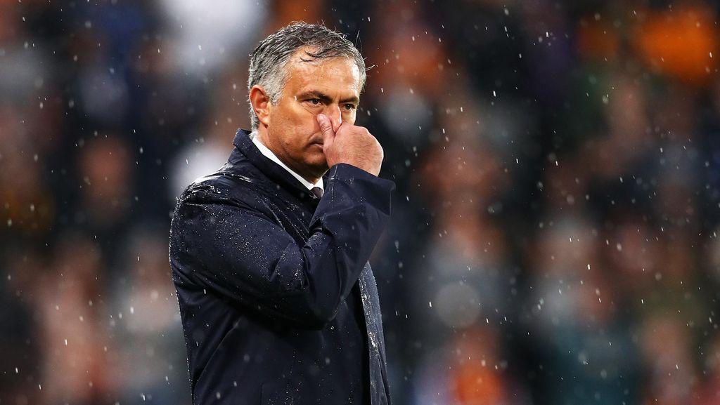 Mourinho Yakin Sejak Awal Setan Merah Bakal Bikin Gol