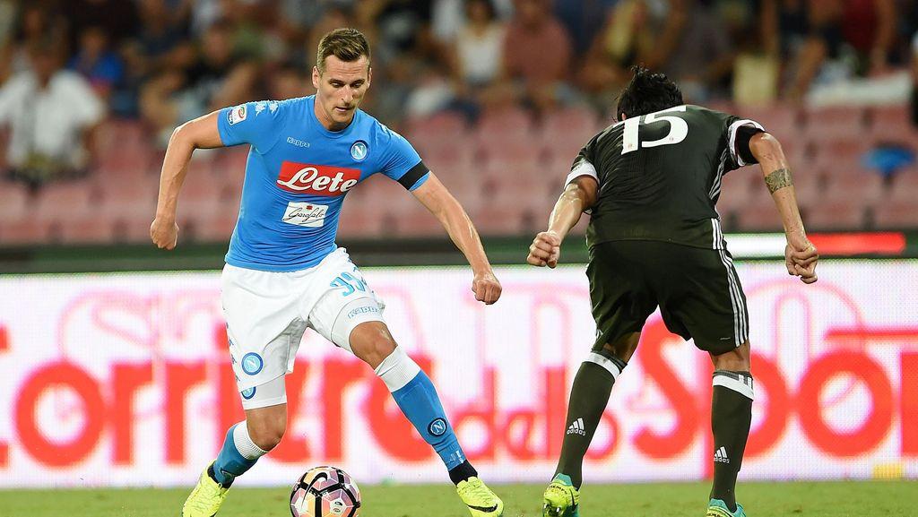 Keberhasilan Napoli Maksimalkan Serangan Sayap untuk Tundukkan Milan