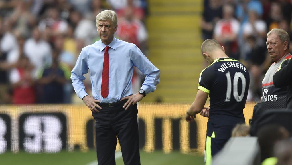 Wenger Sebut Arsenal Masih Terkendala Masalah Fisik
