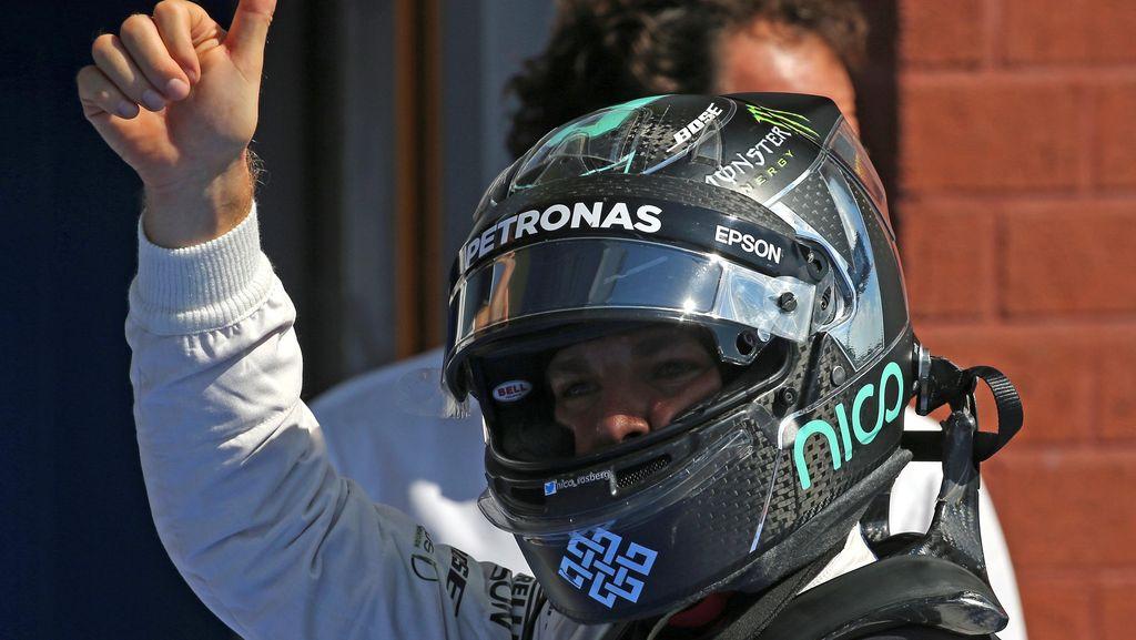 Rosberg Sebut Mercedes Sedang Jalani Pekan yang Sulit