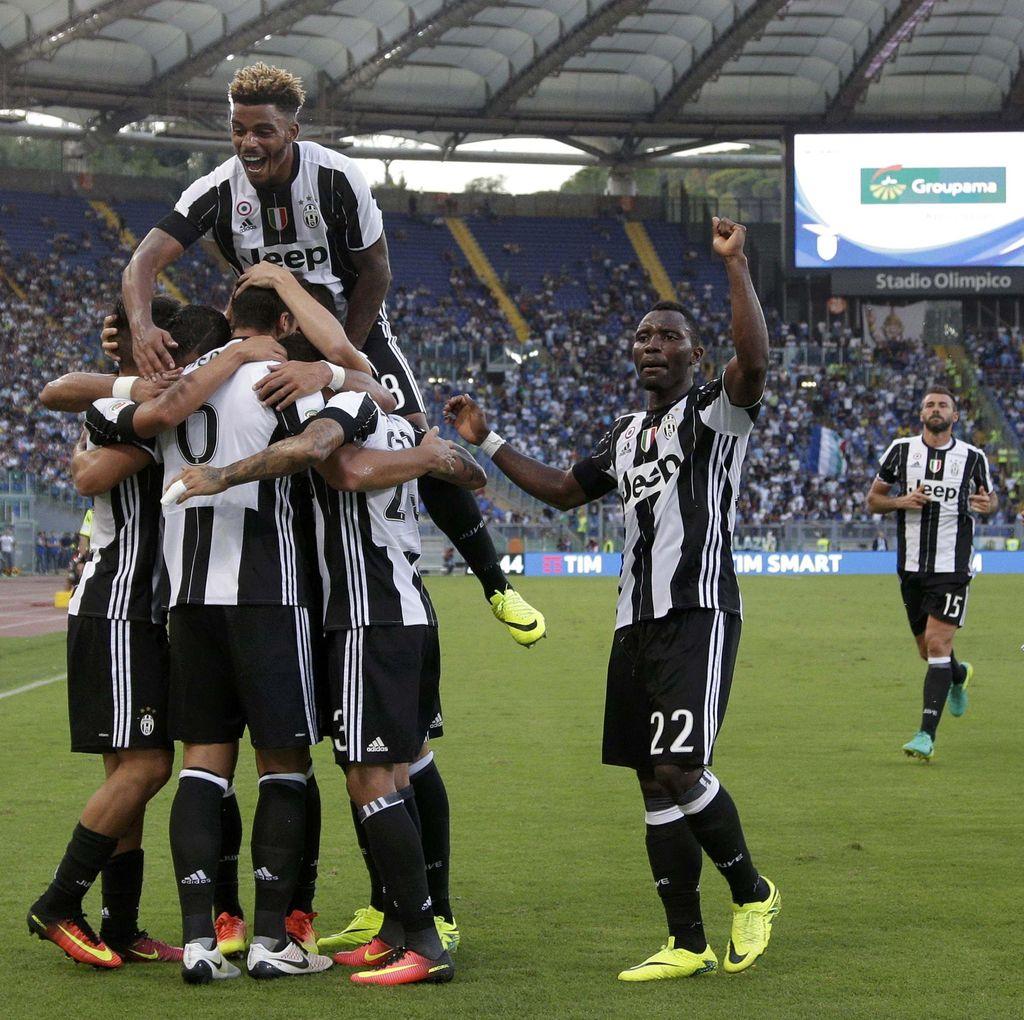 Start Mulus, Juventus Sudah Belajar dari Kesalahan Musim Lalu