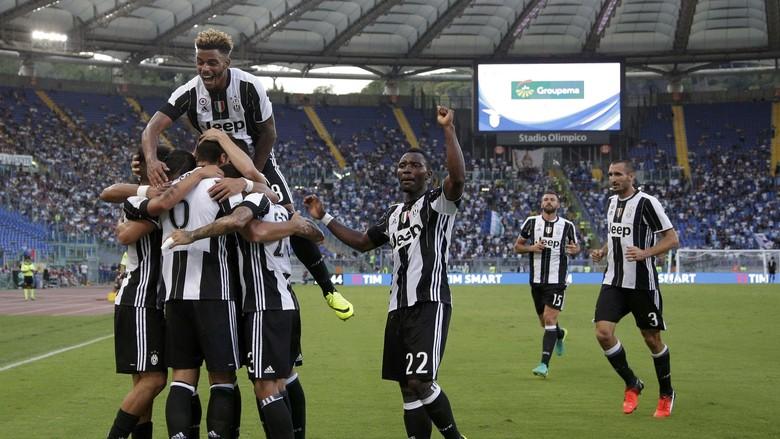 Tanggapan Ferguson Mengenai Juventus