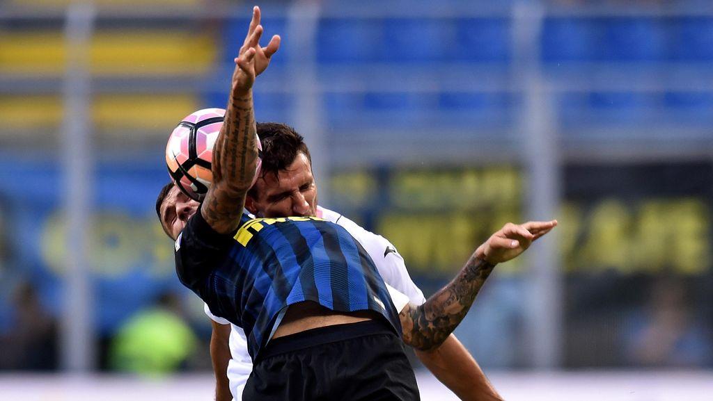 Inter Diimbangi Palermo 1-1