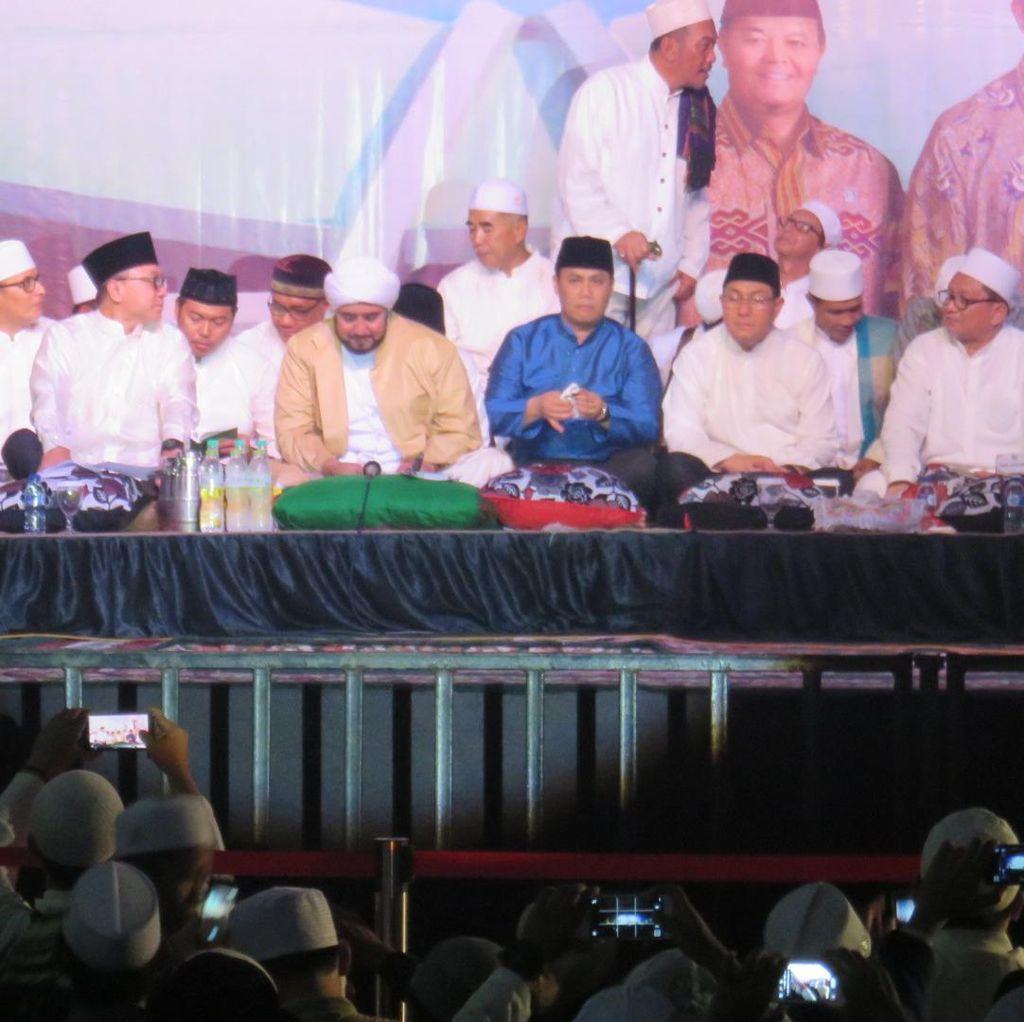 HUT ke-71, MPR Gelar Zikir Bersama Habib Syekh
