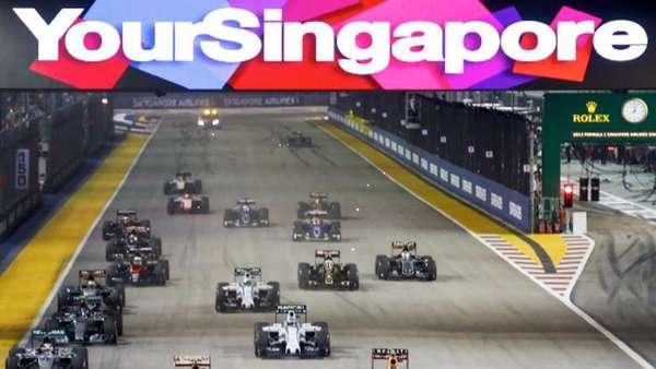 2016 SINGAPORE GRAND PRIX, Sensasi Menonton Balapan F1 dan Konser Musisi Dunia