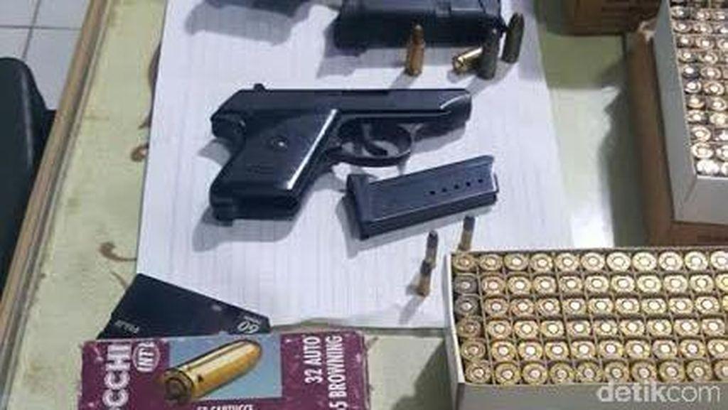 Polisi Masih Korek Keterangan dari Aa Gatot Bradjamusti Soal Pistol dan Peluru!