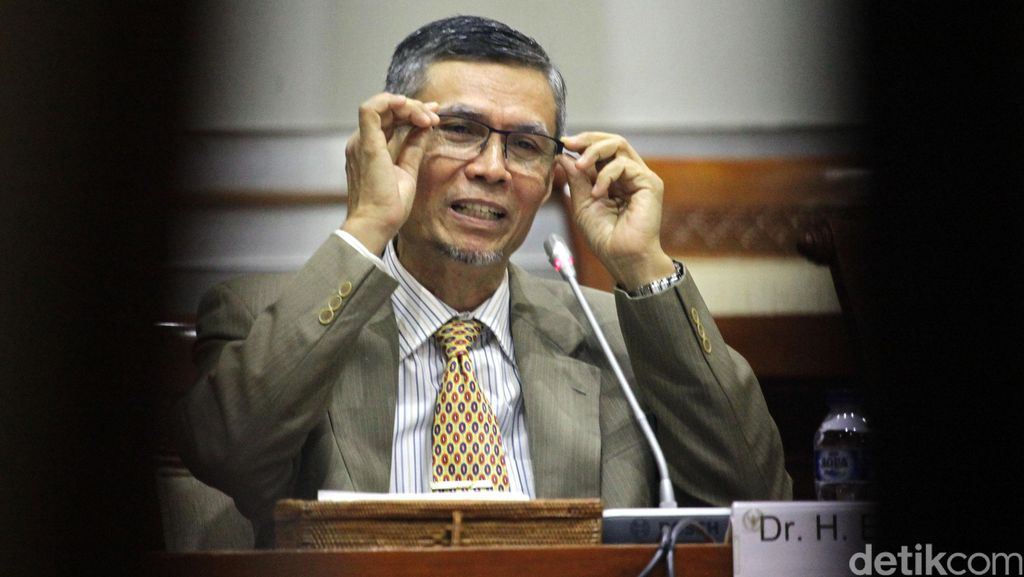 Paripurna DPR Tetapkan 3 Nama Jadi Hakim Agung