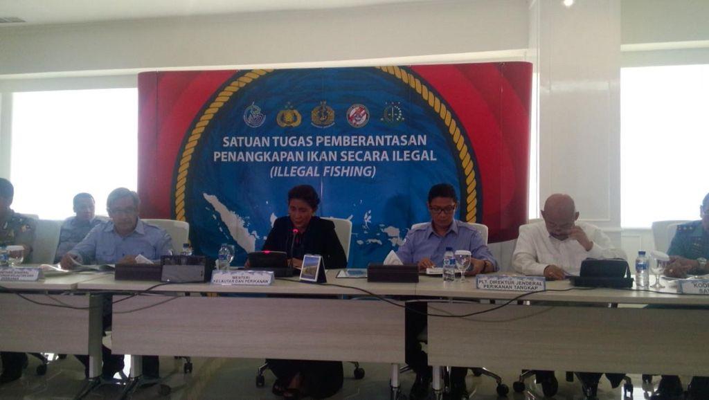 Menteri Susi: Ada 3 Modus Baru Pencurian Ikan dan Oknum Birokrat Terlibat
