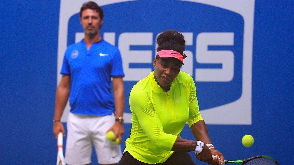 Rekor-Rekor untuk Dikejar Serena di AS Terbuka