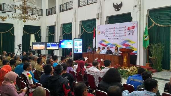 PB PON Jabar Luncurkan Fasilitas Live Streaming
