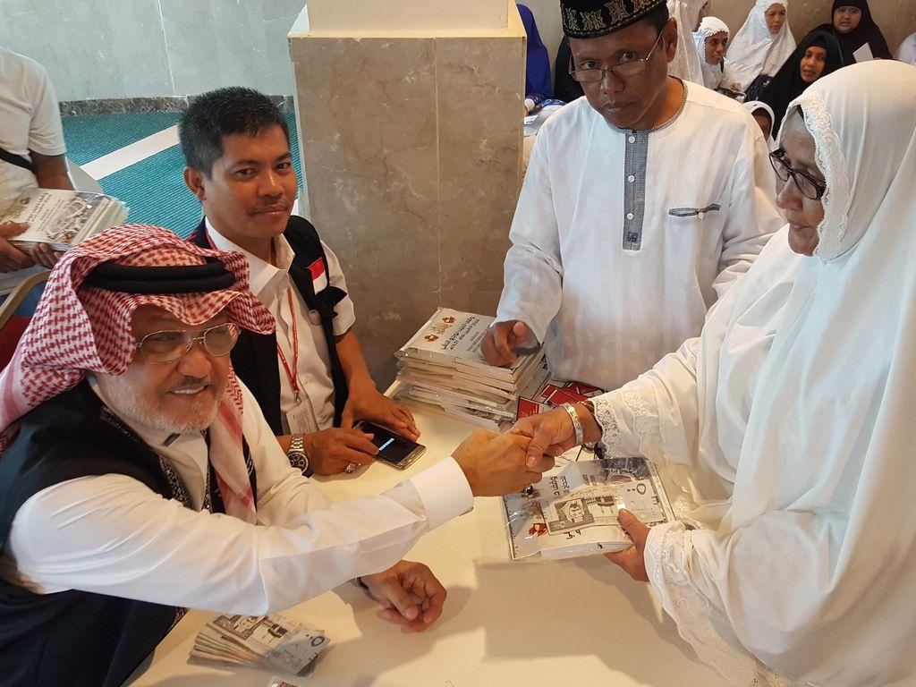 Kisah Habib Dermawan dan Rezeki Tambahan 1.200 Riyal Bagi Jemaah Aceh