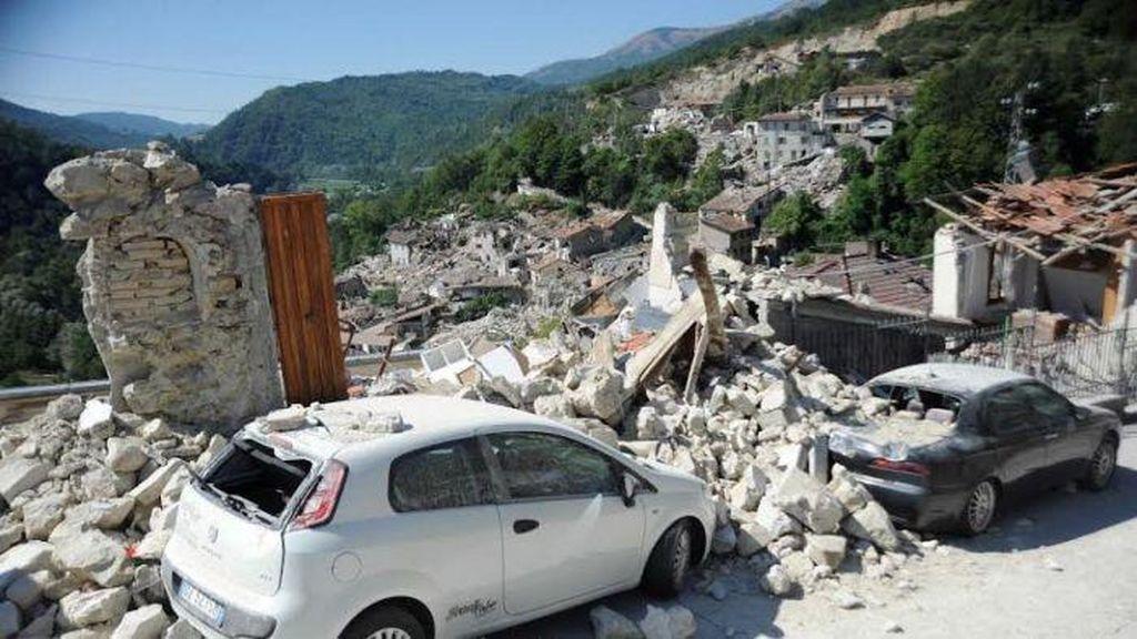 600 Chef Dunia Bantu Korban Gempa Italia
