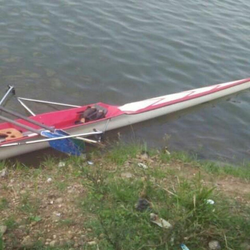 Mahasiswa Tenggelam di Danau Cipule Karawang saat Berlatih Perahu <i>Rowing</i>
