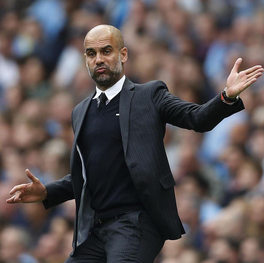 Jelang <i>Derby</i> Manchester, Guardiola Belum Nonton MU-nya Mourinho