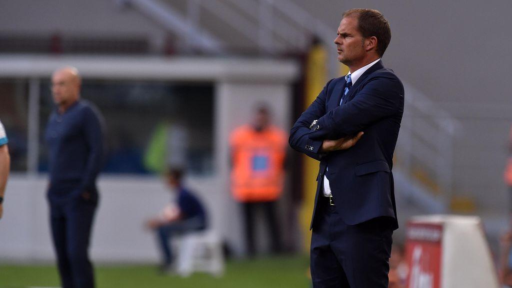 De Boer: Inter Harusnya Menang 4-1