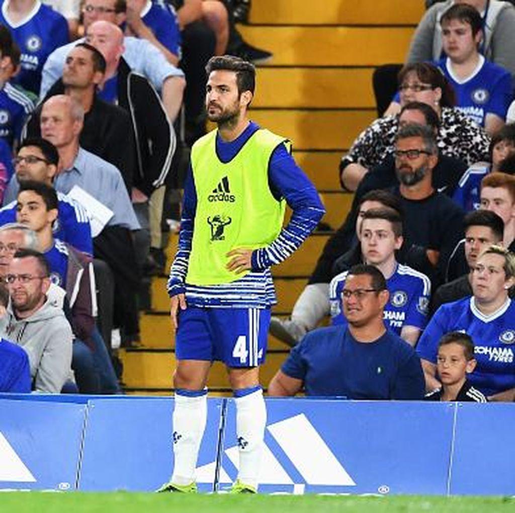 Fabregas Pastikan Bertahan di Chelsea