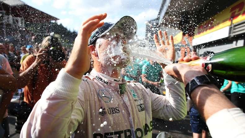 Gagal Puncaki Klasemen, Rosberg Tak Kecewa