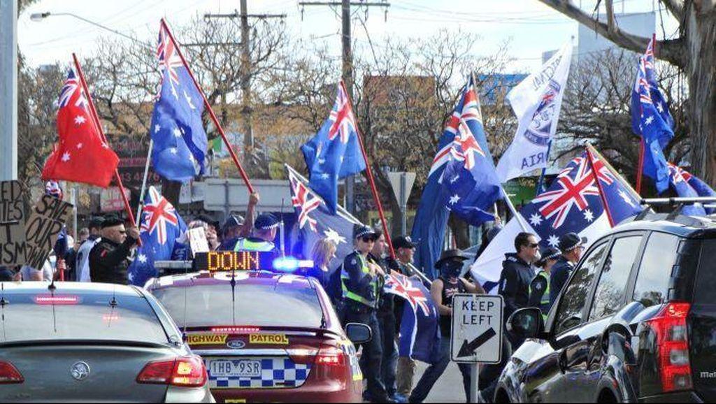 Demo Anti Islam di Pinggiran Melbourne