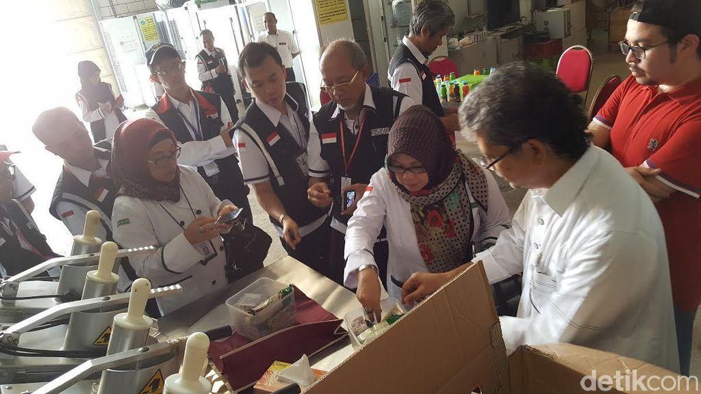 Tantangan Mempersiapkan Makanan Untuk Jemaah Saat Puncak Haji