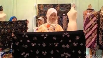 Raup Omzet Rp 20 Juta/Bulan dari Bisnis Batik Pringmas
