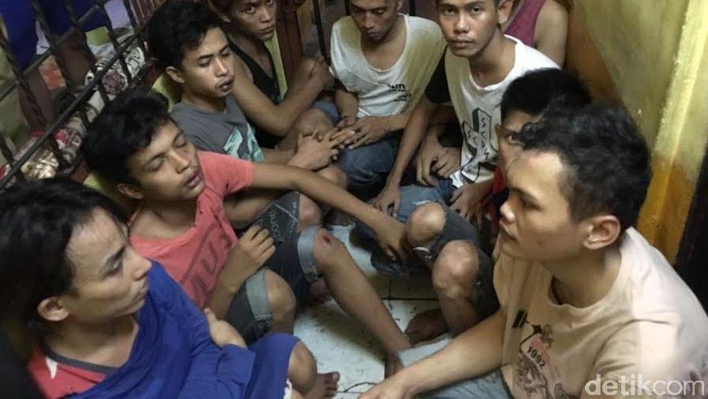 14 Tahanan Polsek di Pekanbaru Kabur, 9 Berhasil Ditangkap
