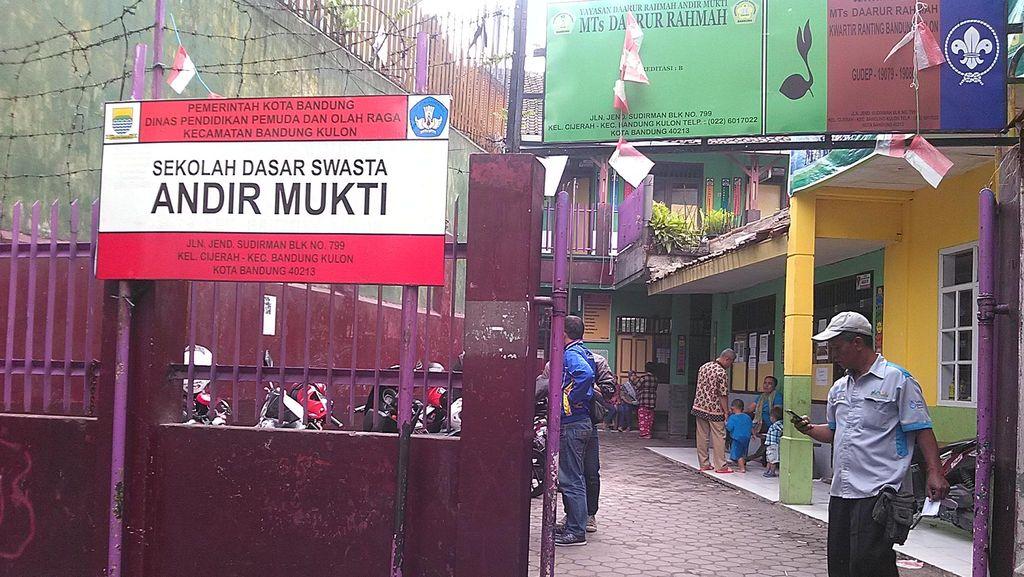 Beredar Kabar Murid Racun Guru, Begini Penjelasan Kepsek SD Andir Mukti Bandung