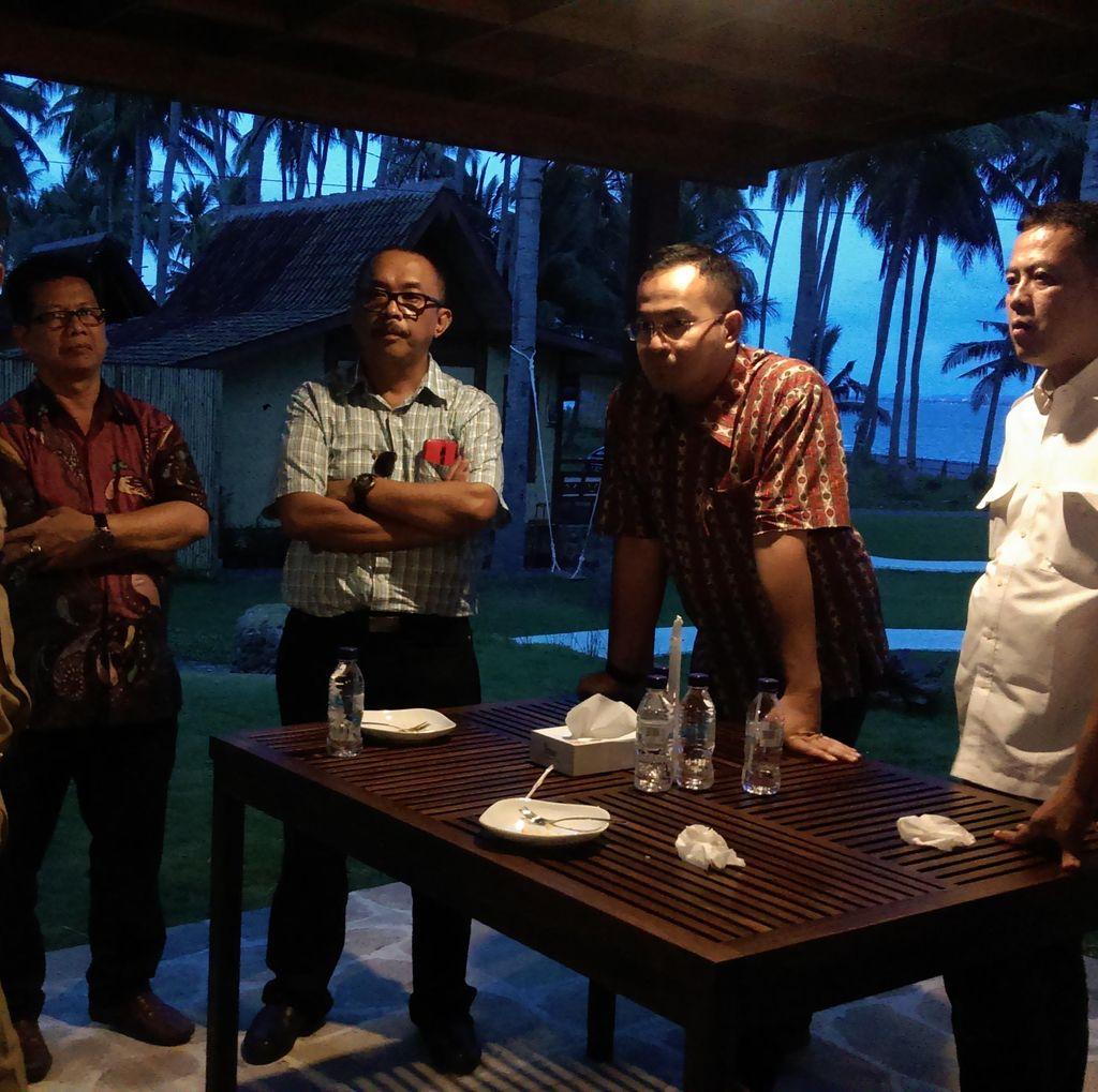Tertarik Konsep Bupati Anas, Wali Kota Pangkalpinang Beli Rumah Osing