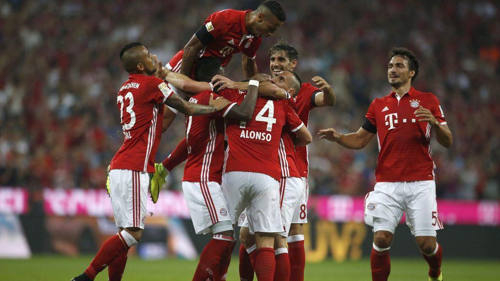 Tentang Pesta Setengah Lusin Gol Bayern di Pekan Pertama Bundesliga
