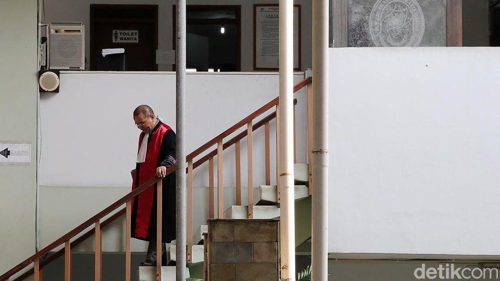 Baleg Setujui RUU JH, Hak Keuangan Hakim Diperjuangkan Sebagai Pejabat Negara