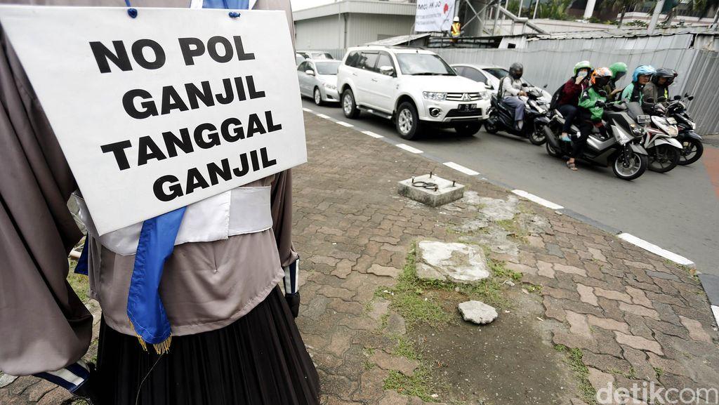 Dirlantas Polda: 200 Personel Polisi dan Dishub Kawal Pemberlakuan Ganjil-Genap