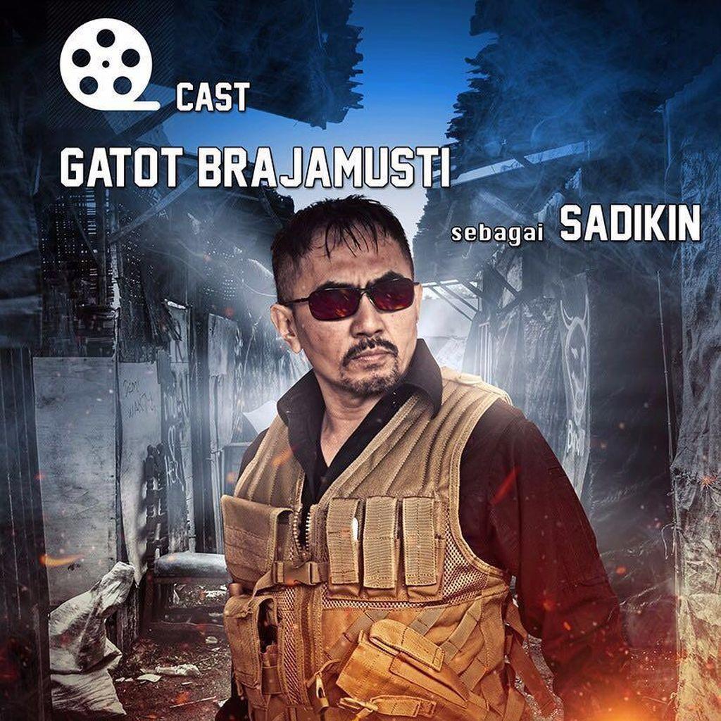 Soal Senpi Aa Gatot Bradjamusti, Orang Dekat: Bisa Saja itu Properti Film