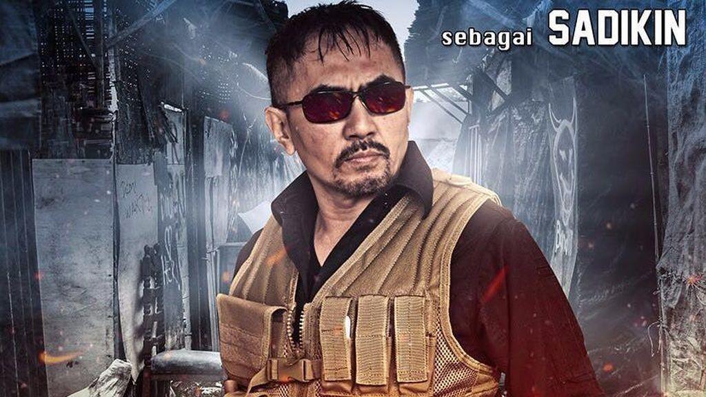 Gatot Brajamusti Tertangkap karena Kasus Narkoba, Film DPO Tetap Tayang