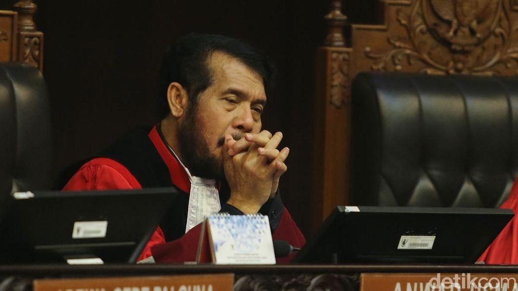 Wakil Ketua MK Jamin Sidang Gugatan Tax Amnesty Bebas Intervensi Pemerintah