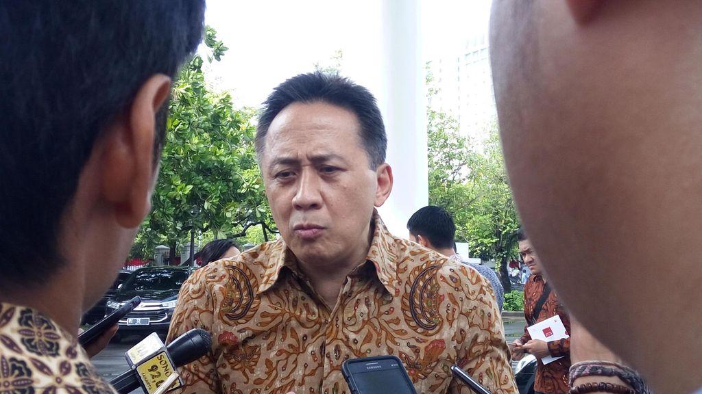 Makan Siang Bareng Jokowi, Para Sineas Bicara Soal Pendidikan Film