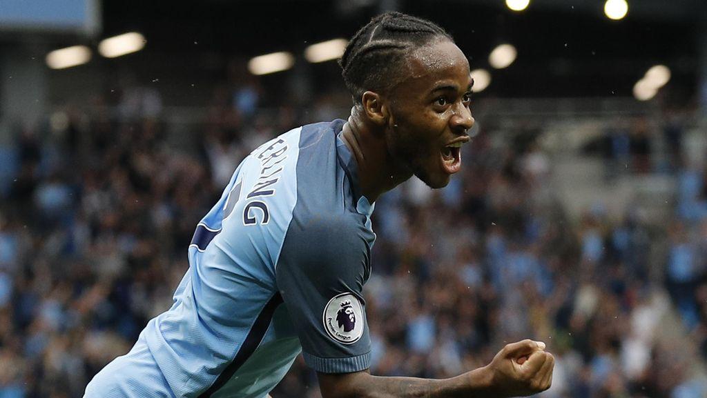 Ada Peran Besar Guardiola di Balik Peningkatan Performa Sterling