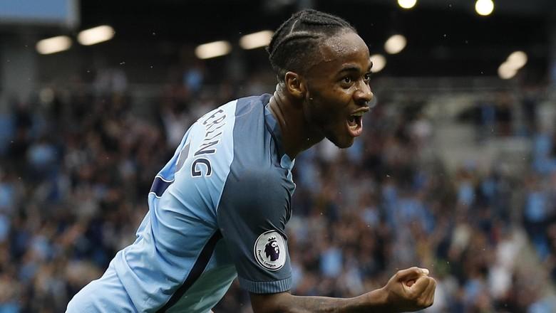 Sterling Kembali Tajam Berkat Guardiola